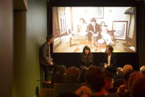 Aimee-Lee Curran at Golden Age Cinema