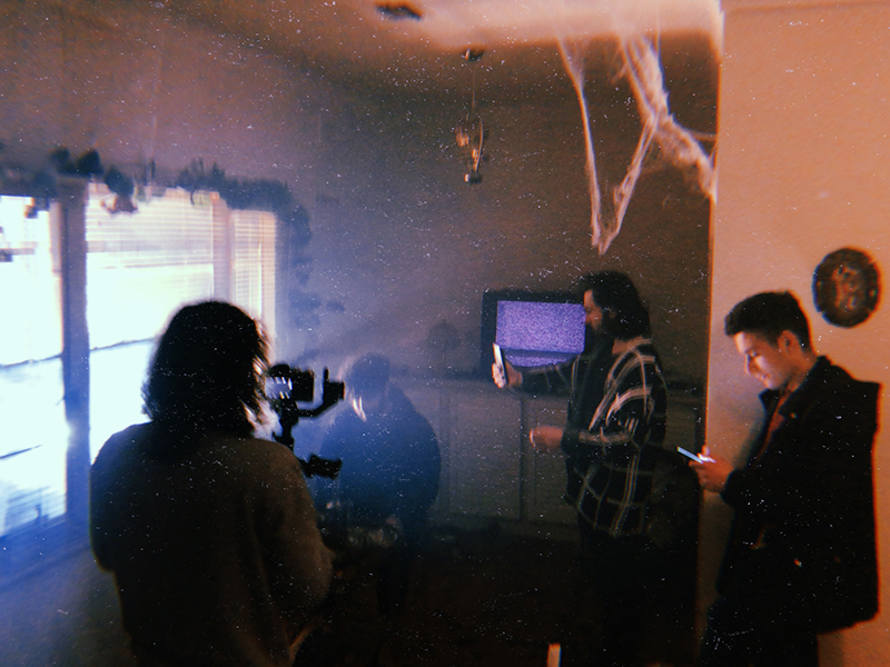 PRETTY BLEAK - Living with Mice BTS
