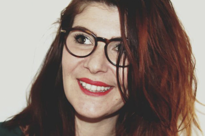 QLD Director Helena Papageorgiou