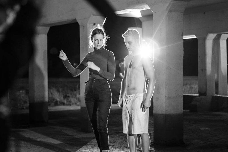 Moreton - Circles(BTS following Director Mia Forrest)
